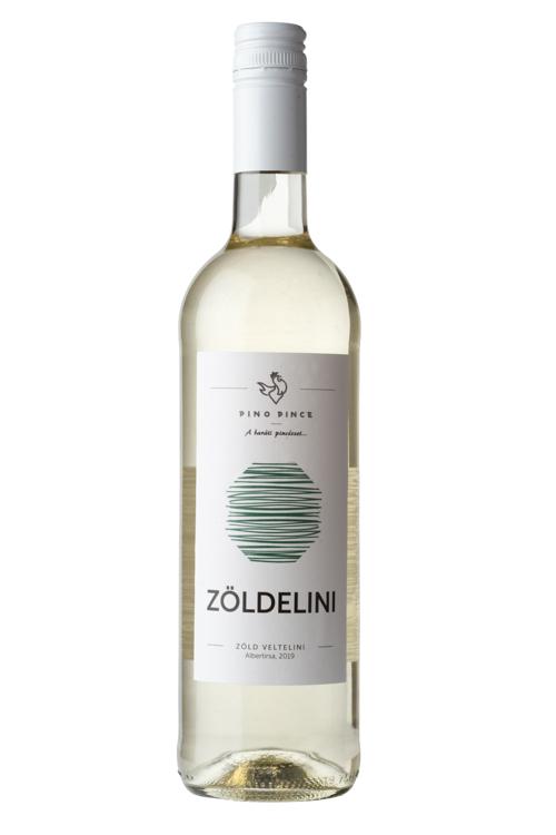 Zöldelini fehér bor